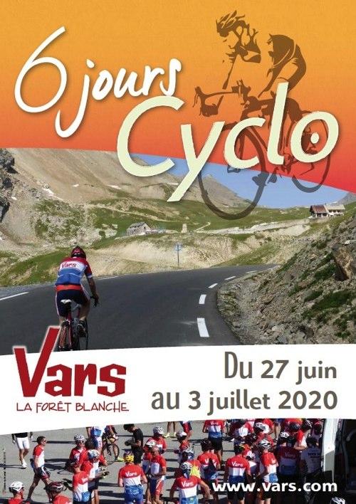 6 jours cyclo Vars